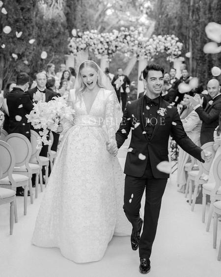 Joe Jonas Llego Al Altar Vestido De Berluti Para Su Boda Con Sophie Turner