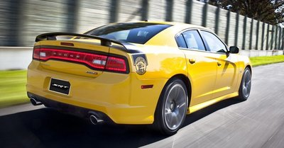Dodge Charger SRT8 Super Bee Edition, otro para Los Ángeles