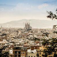 Barcelona prohibirá la circulación de los coches sin etiqueta de la DGT a partir del 1 de enero de 2020