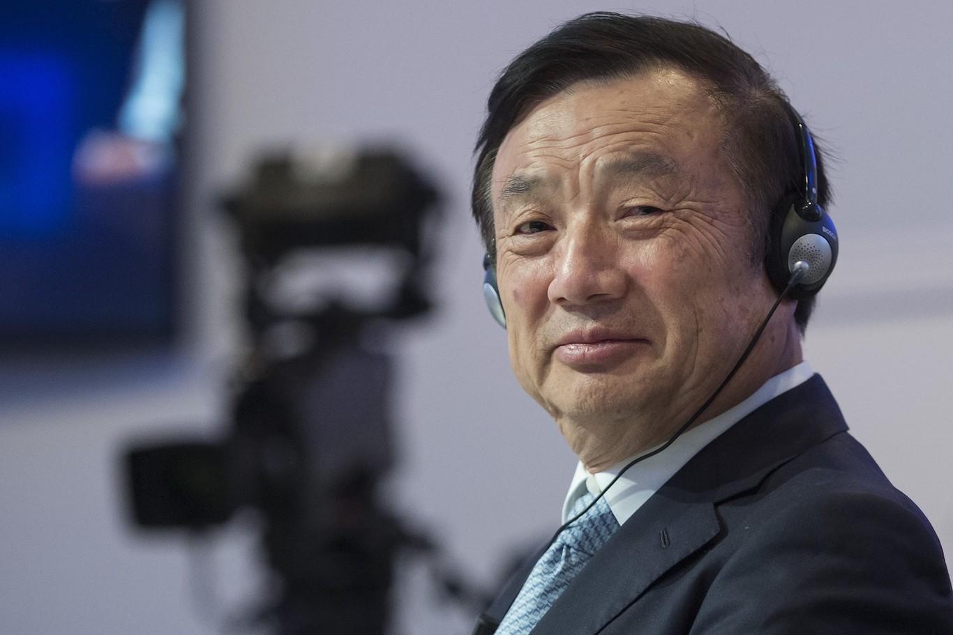 El CEO de Huawei plantea la venta de su tecnología 5G a competidores para eliminar sospechas de espionaje y equilibrar fuerzas