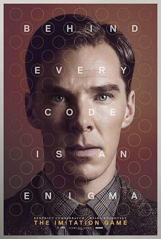 'The Imitation Game (Descifrando Enigma)', tráiler final y nuevo cartel del biopic con Benedict Cumberbatch