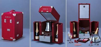 Krug: bodeguero de champán