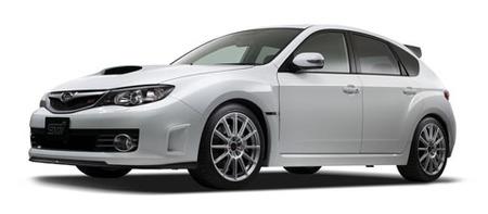 Subaru Impreza WRX STI 20th Anniversary, edición limitada espartana