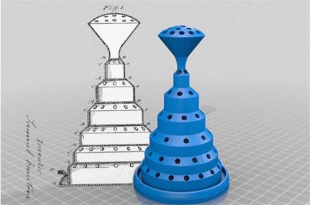 Imprimiendo el pasado en 3D