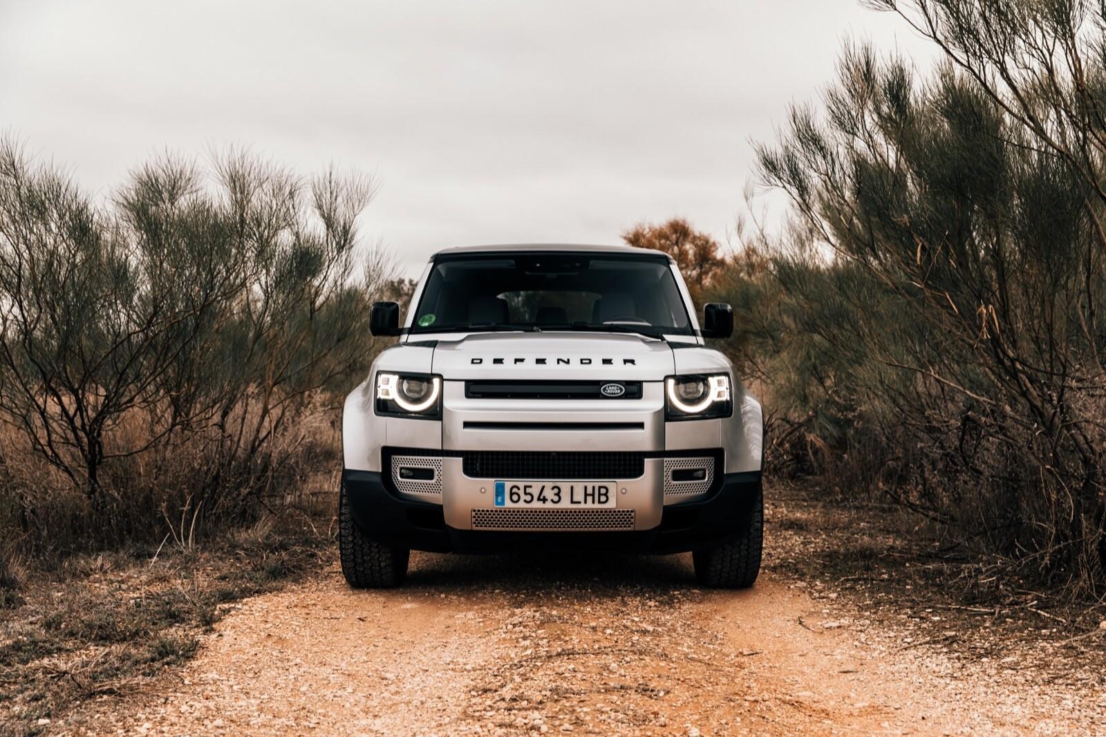 Foto de Land Rover Defender 110 (prueba) (23/41)