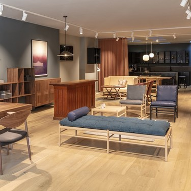 Carl Hansen & Son estrena flagship store en Pimlico, Londres