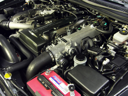 Toyota Supra MkIV motor