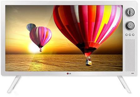 El nuevo televisor moderno pero retro de LG