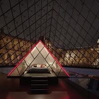 Dormir con la Mona Lisa es posible: Airbnb ofrece una noche en el Louvre para dos, el sueño de cualquier amante del arte