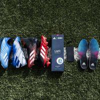 adidas GMR llegan a México: estas plantillas registran tu rendimiento al jugar fútbol y se enlazan a 'FIFA Mobile'
