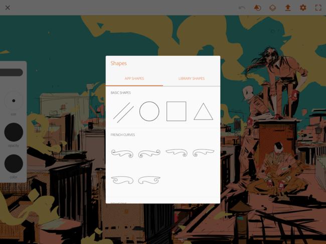 Adobe Illustrator Draw supporta ora tablet Android