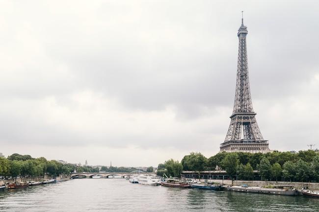 Torre Eiffel Dfotos Noche
