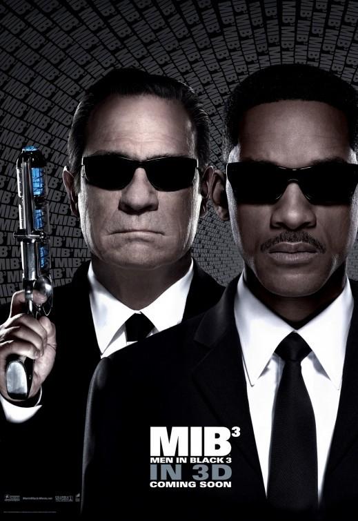 Foto de Todos los carteles de 'Men in Black 3' (5/8)