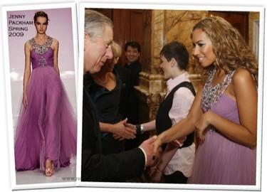 Cómo actuar en la Royal Variety Performance, por Leona Lewis