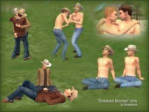 Brokeback Mountain, nuevo mod para los Sims 2