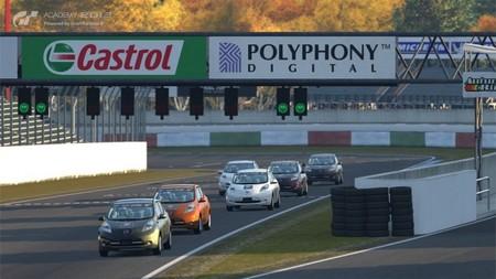 GT Academy Demo Gran Turismo 6 Nissan Leaf
