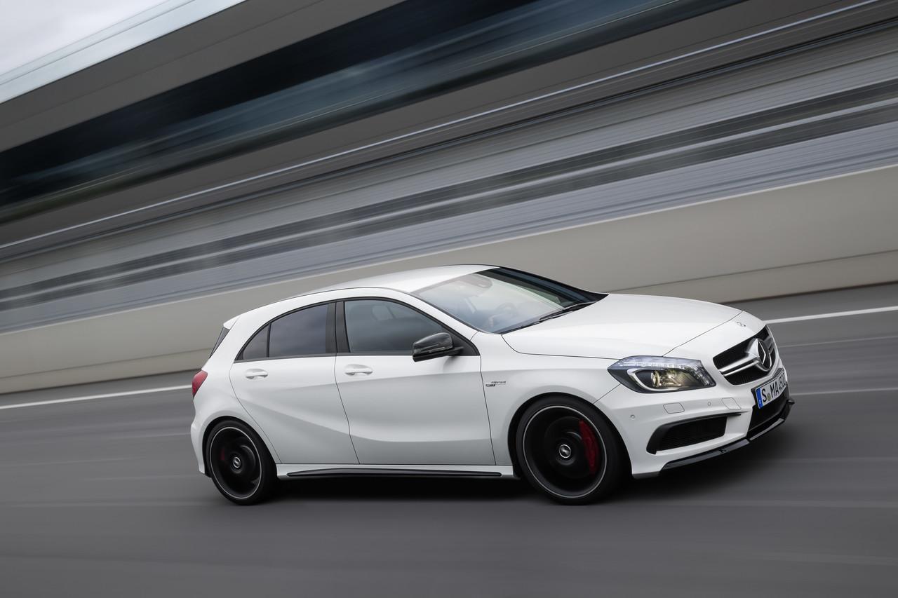 Foto de Mercedes-Benz A 45 AMG (16/24)