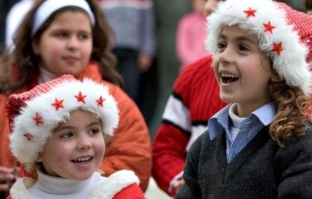 navidades con los niños