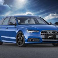 Audi S6 preparado por ABT, todavía más deportivo