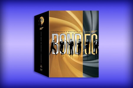 Prepárate para el estreno de '007: No Time To Die' con este paquete 23 películas de James Bond por 1,234 pesos en Amazon México