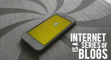 Tapjacking, laboratorios de Bitcoins y el periodismo según Snapchat. Internet is a Series of Blogs (320)