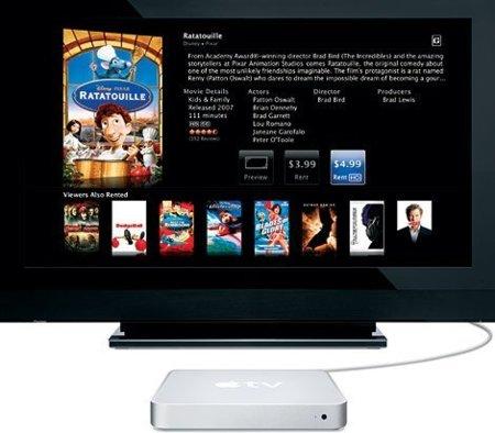 """Apple TV busca la """"nube"""" mientras la futura Nintendo Wii se quedará en la Tierra"""