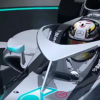 Los cockpits cerrados llegarán a la Fórmula 1 en 2017