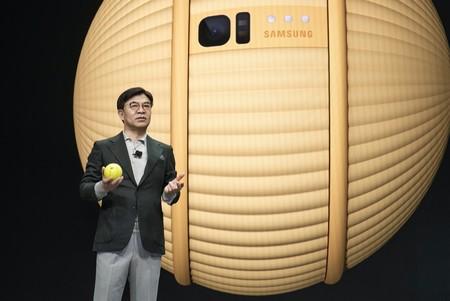 Ballie Samsung 3