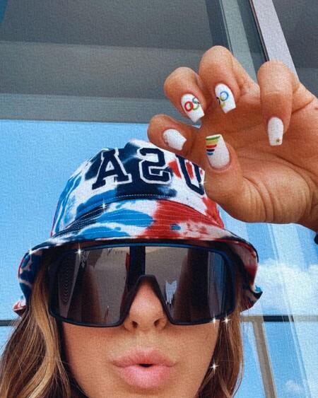 manicura olimpica