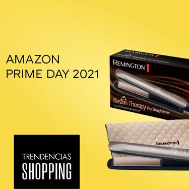 Amazon Prime Day 2021: pelazo gracias a esta plancha Remington que encontramos por menos de 27 euros (y que además es la más vendida)