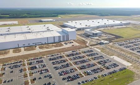 Volvo Fabrica Charleston Estados Unidos 6