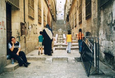 désirée Palmen jerusalem-arpolitie