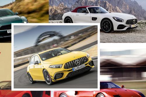 ¿Son poco los 2.0 litros del Mercedes-AMG A 45 S? A estos autos los iguala o deja atrás de 0 a 100 km/h
