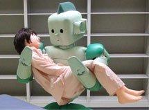 Nuevos robots para Japón