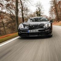 Porsche Taycan: ¿qué sabemos hasta ahora del primer coche eléctrico de Porsche, que llega este año?