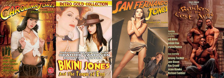 Indiana Jones Parodias Porno