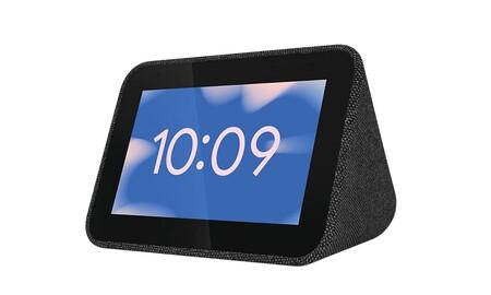 El Lenovo Smart Clock vuelve a ser un chollo en El Corte Inglés: lo tienes a mitad de precio, por 41,90 euros