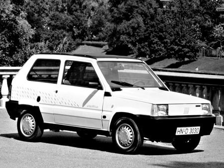 Fiat Panda Elettra 2 1