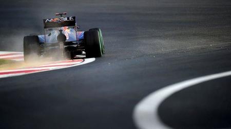 GP de Corea del Sur de Fórmula 1: Cambios en el circuito para lo que resta de fin de semana