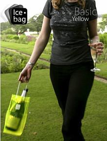 Ice Bag, transporta y enfría tu bebida
