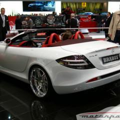 Foto 7 de 18 de la galería pack-brabus-mercedes-benz-slr-mclaren-roadster-y-smart-ultimate-112 en Motorpasión