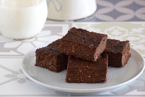 Brownie fitness de calabaza: receta baja en hidratos del clásico postre con un 'swap' saludable