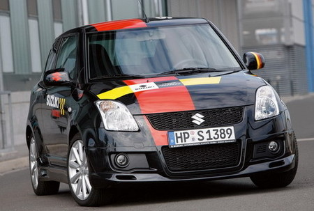 Suzuki Swift Sport N'Style Rally