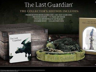 Shuhei Yoshida es el encargado de hacer el unboxing de la edición especial de The Last Guardian