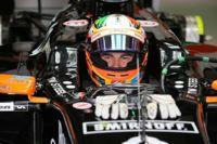 Checo Pérez obtiene una gran calificación en el Gran Premio de Mónaco.