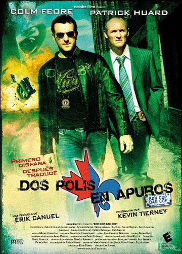 'Dos polis en apuros' ('Bon cop, bad cop'), póster y tráiler
