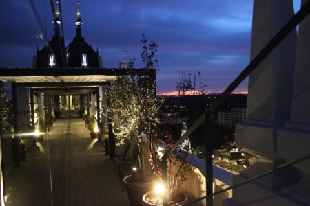 Dear Hotel Madrid Panoramic Terrace1