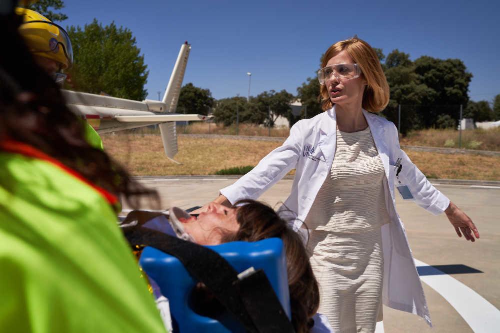 La 1 apuesta por sus médicos y estrenará 'Hospital Valle Norte' el próximo lunes
