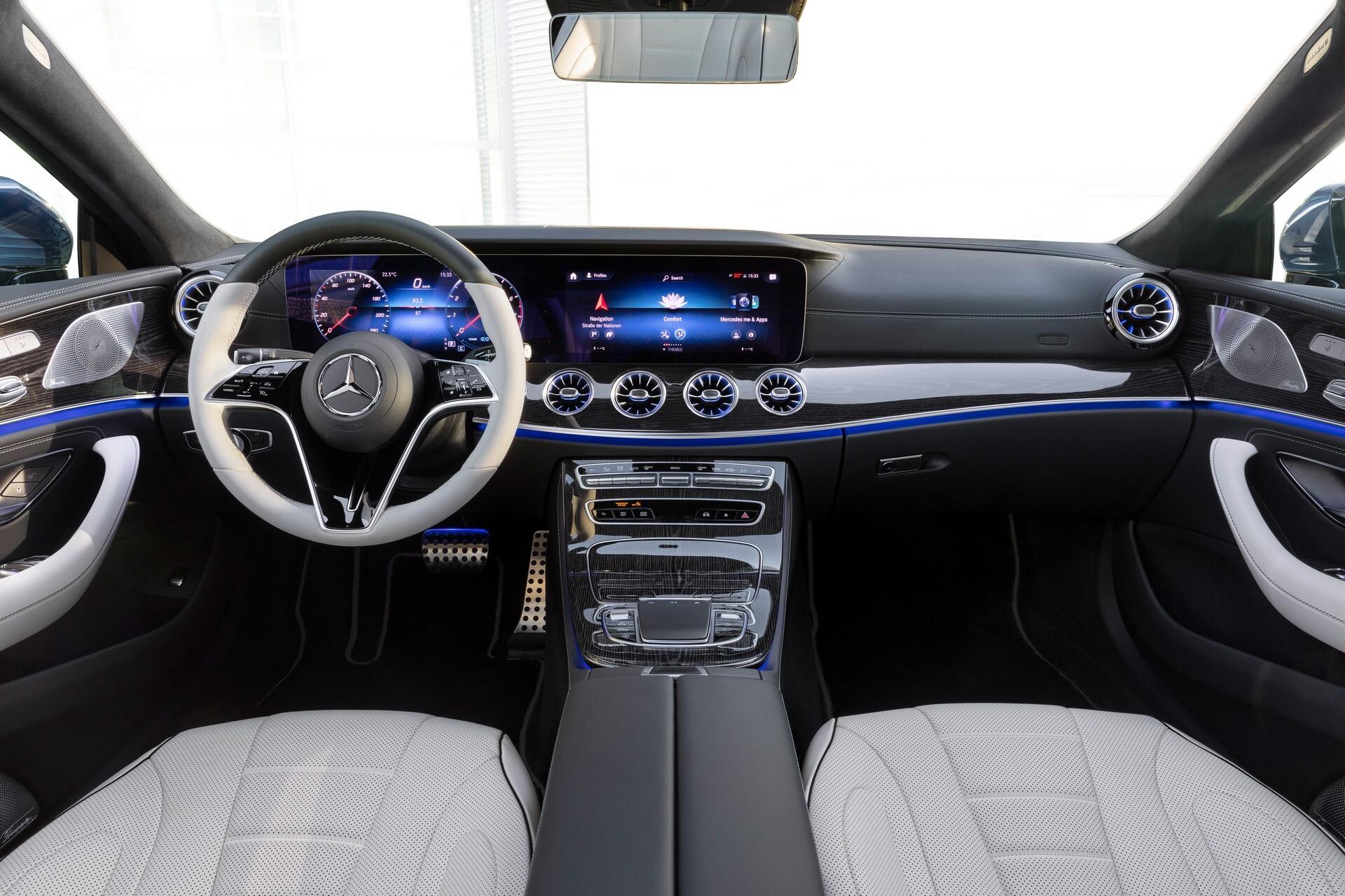 Foto de Mercedes-Benz CLS 2022 (31/63)