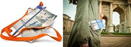 Walk Around Bookmark, marcador para las guías de viaje